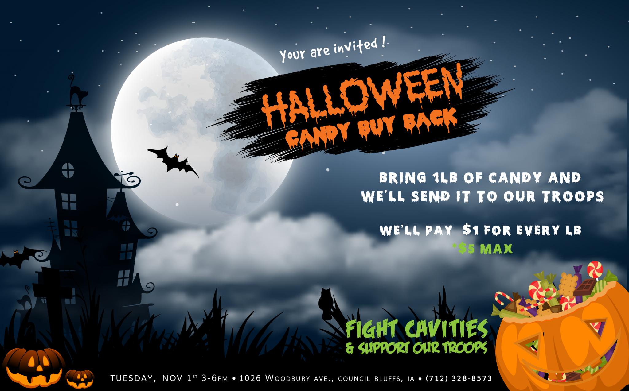 Omni Halloween poster